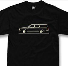 Classic tshirt for volvo 240 gl estate station wagon fans sweatshirt hoodie