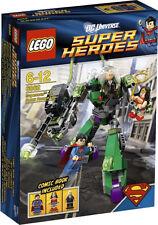 6862 SUPERMAN VS. POWER ARMOR LEX lego legos set NEW wonder woman DC super hero