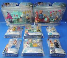 Hasbro Frozen Petit Roi Dom / Séléction à Figurines / Elsa, Olaf , Anna