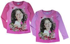 Disney Soy Luna Mädchen Kinder Langarmshirt Gr.116-146 Shirt langarm Pulli  neu