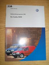 Selbststudienprogramm SSP 328 VW Der Caddy 2004