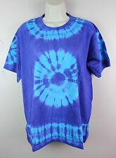 Tye Dye T-Shirt Top Retro Festival Hippy Batik Tie Die Rave T Shirt Nepal TD10