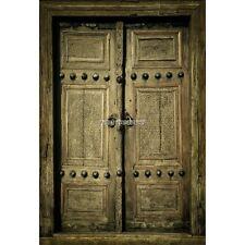 Wandaufkleber deko: Tür alt 1706