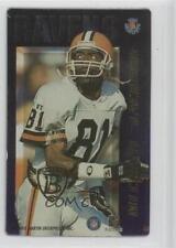 1996 Pro Magnets #48 Michael Jackson Baltimore Ravens Football Card