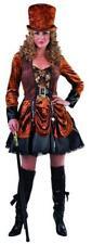 Steampunk Viktorianisch Barock Rokoko Kleid Rokokokostüm Pirat Piratin Kostüm