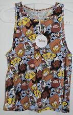 LION KING VEST PRIMARK T Shirt DISNEY SPLIT BACK 4 - 20 NEW