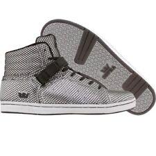 $115.00 $115 Supra Suprano High chrome mesh New Men Skateboard Fashion sz 4 5 11
