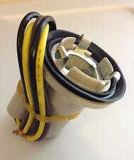 Buick 1157 Turn Signal Brake Light Bulb Socket Connector Wire Harness Plug NOS