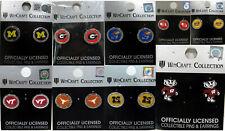 NCAA College University Post Earrings Pick Your Team