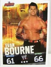 Slam Attax Evolution  #066 Evan Bourne