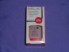 NEW BOXED CND SHELLAC UV COLOR COAT NAIL POLISH YOU CHOOSE FREE SHIPPING