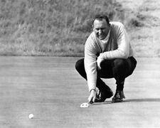 1968 PGA Pro Golfer BILLY CASPER Glossy 8x10 Photo Golf Print Carnoustie Poster