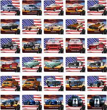 Mauspad mit Motiv: Dodge Auto Modelle US Car Mousepad Handauflage