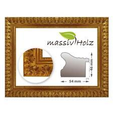 Cadre Baroque 750 ORO, or, très bien décoré, cadre d'or avec miroir