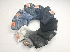 Levi Jeans Levis 511 Slim-W28 W30 W32 W34 W36 W38 LEVI'S Grado A-Envío Gratis