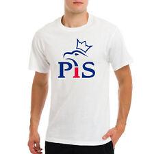 PIS prawo i sprawiedliwosc koszulka polska partia polish kaczynski t-shirt