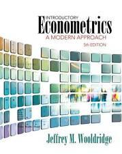 WOOLDRIDGE 5e Introductory Econometrics: A Modern Approach INTERNATIONAL EDITION