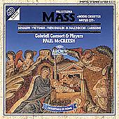 Palestrina: Mass Hodie Christus Natus Est