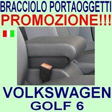 VOLKSWAGEN GOLF 6 - VI - bracciolo portaoggetti promozione - vedi tappeti auto