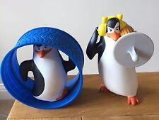 Mcdonald's Penguins Of Madagascar Toys