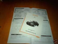 Body Repair Manual Proton Persona, Compact 2,3, 4, 5 dr