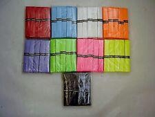 3 TENNIS SQUASH BADMINTON RACQUET RACKET OVERGRIPS OVER GRIPS. Various Colours
