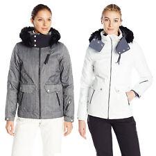 Spyder Women's Nuni Faux Fur Jacket, Color Options