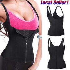 Women's Sport Vest Sauna Weight Loss Body Shaper Slimming Waist Trainer Cincher