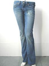 True Religion Bobby Rnchhand Big Super T Damen jeans Neu 26 27 28
