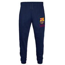 FC Barcelona Oficial Fútbol Regalo para Hombre Polar Chándal Trotar Pantalones