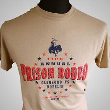 Cárcel de Rodeo Stir Crazy película temática Retro T Shirt Richard antes Gene Wilder