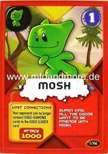 Gogo Crazy Bones TCG - 1x Mosh  #001