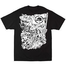 Metal Mulisha Frontline mens Black t shirt FMX Moto X Deegan Style Clothing
