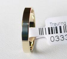 1 Trauring Ehering Hochzeitsring Gold 333, 585 oder 750 - Breite 2mm - TOP !!