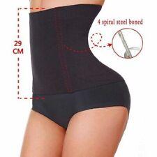 Women Slimming Fat Burner Sauna Tummy Tuck Belt Body Shaper Belly Waist Trainer