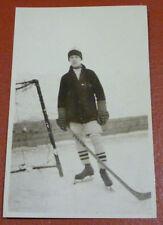Postcard Feuille D'Erable Hockey Team (Emile Dion)