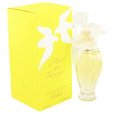 L'air Du Temps Perfume Nina Ricci Womens Fragrance Eau De Parfum EDP 1.7 3.4 oz