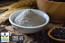Ceylon Organic BLACK PEPPER Powder Homemade Spice|Sun Dried-5g-50g-90g-220g-455g