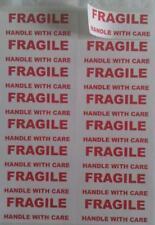 """320 ADESIVI dei grandi """"Fragile maneggiare con cura il testo"""""""