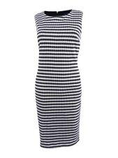 Tommy Hilfiger Women's Sleeveless Knit Sheath Dress