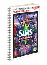 The Sims 3 Late Night - Prima Essential Guide, Prima Games Spiral bound Book The