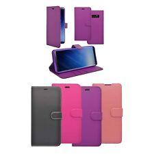 PER SAMSUNG GALAXY NOTE 8 Portafoglio Libro Flip in vari colori Custodia cover