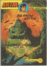 Akim Neue Abenteuer GB 1 - 40  Hethke Verlag           Tibor, Nick, Falk, Sigurd