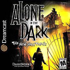Alone in the Dark: The New Nightmare (Sega Dreamcast, 2001)