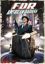 FDR: American Badass (DVD, 2012) NEW!