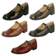 Girls Start Rite Classic Shoes - Louisa