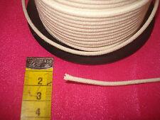 25 m ganse passepoil diamètre 2 mm fauteuil tapissier passementerie