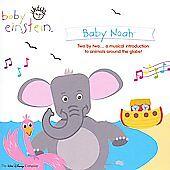 Baby Einstein : Baby Noah CD (2006) Mew Sealed