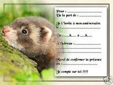 5 Ou 12 Cartes Invitation Anniversaire Le Roi Lion Réf 309 Feste