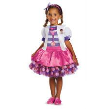 Toddler Doc Mcstuffins Tutu Deluxe Halloween Costume